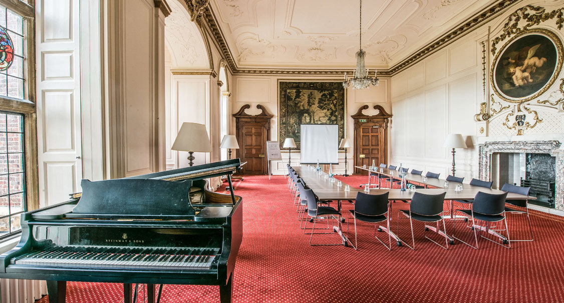 Cambridge Conference Centre Meetings Events Madingley Hall